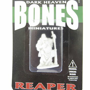 Reaper Miniatures: Friar Stone, Traveling Monk