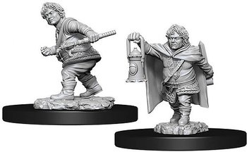 D&D Nolzurs Marvelous Miniatures: Male Halfling Rogue