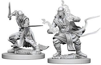 D&D Nolzurs Marvelous Miniatures: Githzerai