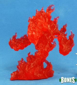 Reaper Miniatures: Large Fire Elemental