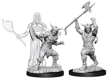 D&D Nolzurs Marvelous Miniatures: Male Human Barbarian