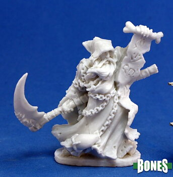 Reaper Miniatures: Darkrasp, Evil Priest