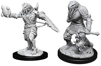 D&D Nolzurs Marvelous Miniatures: Male Dragonborn Paladin