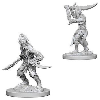 D&D Nolzurs Marvelous Miniatures: Githyanki