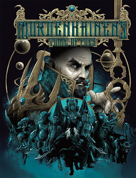 Dungeons & Dragons - Mordenkainen's Tome of Foes (Limited ed. cover)