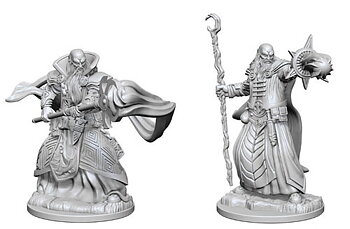 D&D Nolzurs Marvelous Miniatures: Human Male Wizard