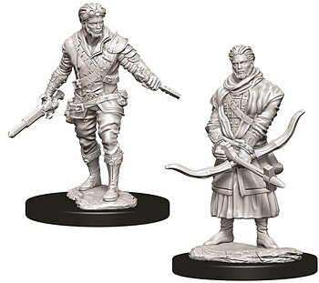 D&D Nolzurs Marvelous Miniatures: Male Human Rogue