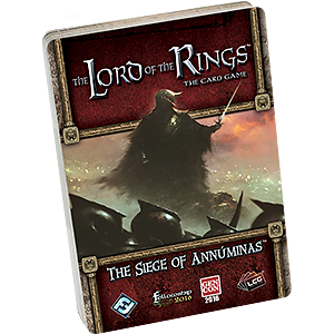 Lord of the Rings: The Card Game - The Siege of Annuminas