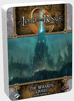 Lord of the Rings: The Card Game - Wizards Quest