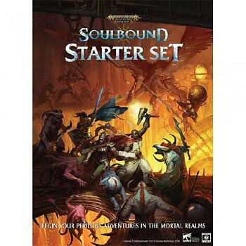 Warhammer Age of Sigmar Soulbound Starter Set + PDF