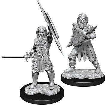 D&D Nolzurs Marvelous Miniatures: Male Human Fighter