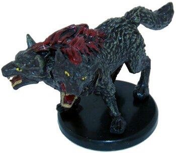 Monster Menagerie 3 #009 Death Dog (C)
