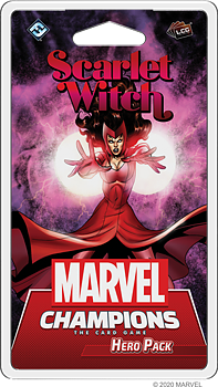 Marvel Champions: The Card Game - Scarlet Witch (Exp.)