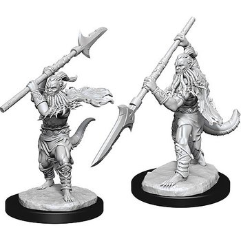 D&D Nolzurs Marvelous Miniatures: Bearded Devils
