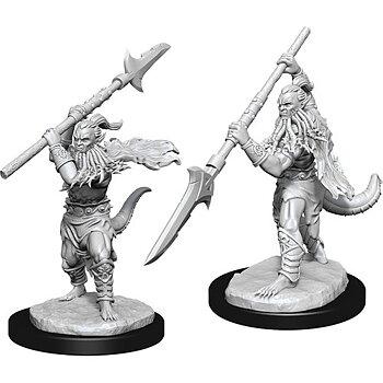 D&D Nolzurs Marvelous Miniatures: Bearded Devils