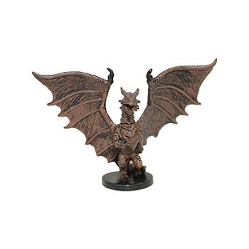 Blood War #20 Medium Copper Dragon (Begagnad)