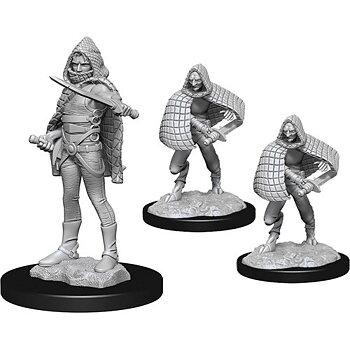 D&D Nolzurs Marvelous Miniatures: Darkling Elder & Darklings