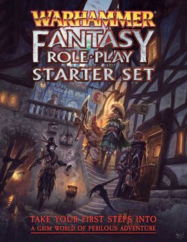 Warhammer Fantasy Roleplay: 4th Edition Starter Set + PDF