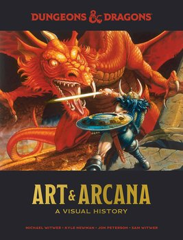 Dungeons & Dragons Art and Arcana