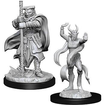D&D Nolzurs Marvelous Miniatures: Hobgoblin Devastator & Iron Shadow