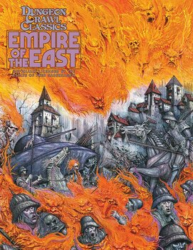 Dungeon Crawl Classics: The Empire of the East – Print + PDF