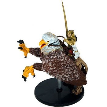 D&D Waterdeep Dragon Heist #042 Griffon Cavalry (R)
