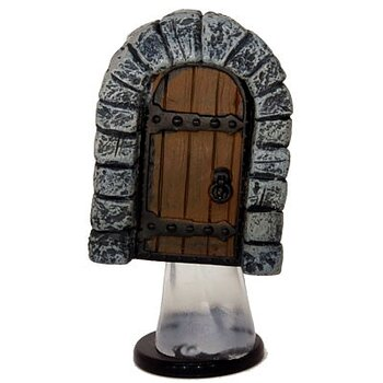 D&D Waterdeep Dragon Heist #024 Animated Door (U)