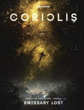 Coriolis RPG - Emissary Lost + PDF
