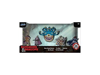 "Dungeons & Dragons 1,65"" Nanofigs 5-Pack"