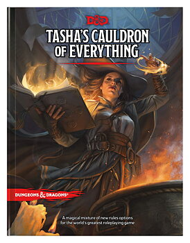 Dungeons & Dragons - Tashas Cauldron of Everything
