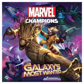 Marvel Champions: The Card Game - The Galaxy's Most Wanted (exp.)