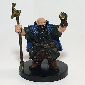 Angelfire #04 Dwarf Wizard (Begagnad)