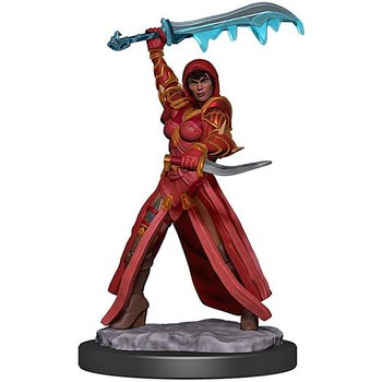 D&D Premium Painted Figure: Female Human Rogue
