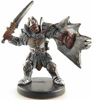 Underdark #06 Half-Orc Paladin (Begagnad)