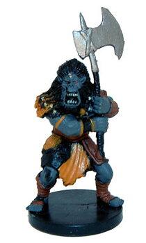 Aberrations #55 Mountain Orc (Begagnad)