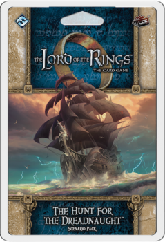 Lord of the Rings: The Card Game - The Hunt for the Dreadnaught (exp.)