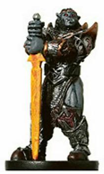 War Drums #53 King Obould Many-Arrows (Begagnad)