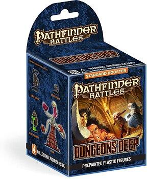 Pathfinder Battles: Dungeons Deep Booster Brick (8)