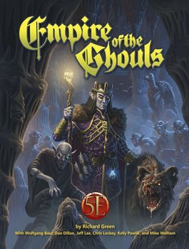 Empire of the Ghouls HC 5th Ed.