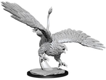 D&D Nolzurs Marvelous Miniatures: Diving Griffon