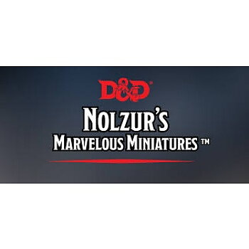 D&D Nolzur's Marvelous Miniatures Wave 15: Quick-Pick