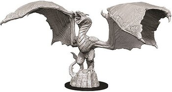 D&D Nolzurs Marvelous Miniatures: Wyvern