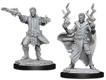 D&D Nolzurs Marvelous Miniatures: Male Human Sorcerer