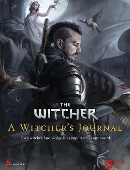 The Witcher RPG - A Witchers Journal