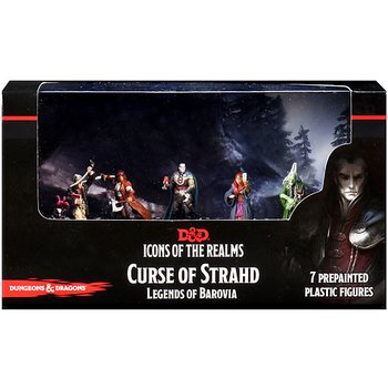 D&D Icons of the Realms: Curse of Strahd - Legends of Barovia Premium Box Set