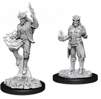 D&D Nolzurs Marvelous Miniatures: Male Tiefling Sorcerer