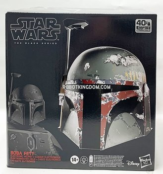 Star Wars Episode 5 Boba Fett Electronic Helmet