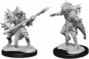 D&D Nolzurs Marvelous Miniatures: Sahuagin