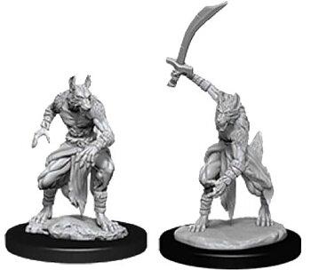 D&D Nolzurs Marvelous Miniatures: Jackalwere