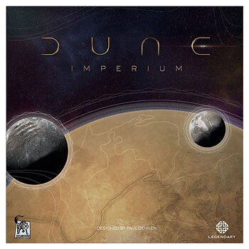 Dune Imperium + Promo Card